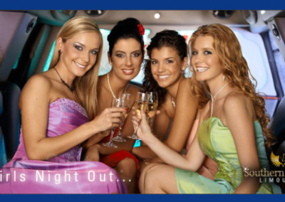 Girls Night Out Nashville Limos